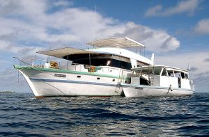 Horizon 2 Maldives Surf Charter Outer Atolls Atoll Travel Boat Trip