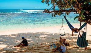 Atoll Travel surf Samoa Savaii Aganoa Lodge